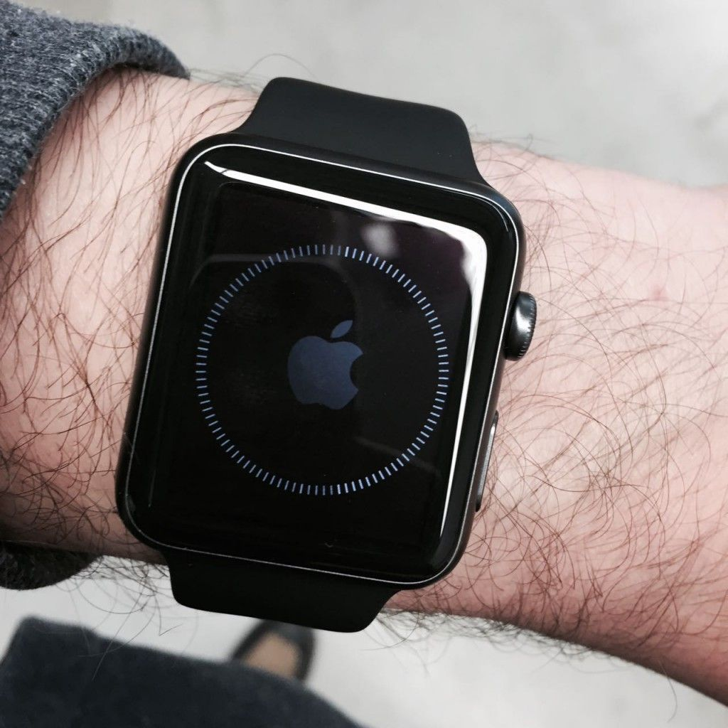 Apple Watch - einrichten