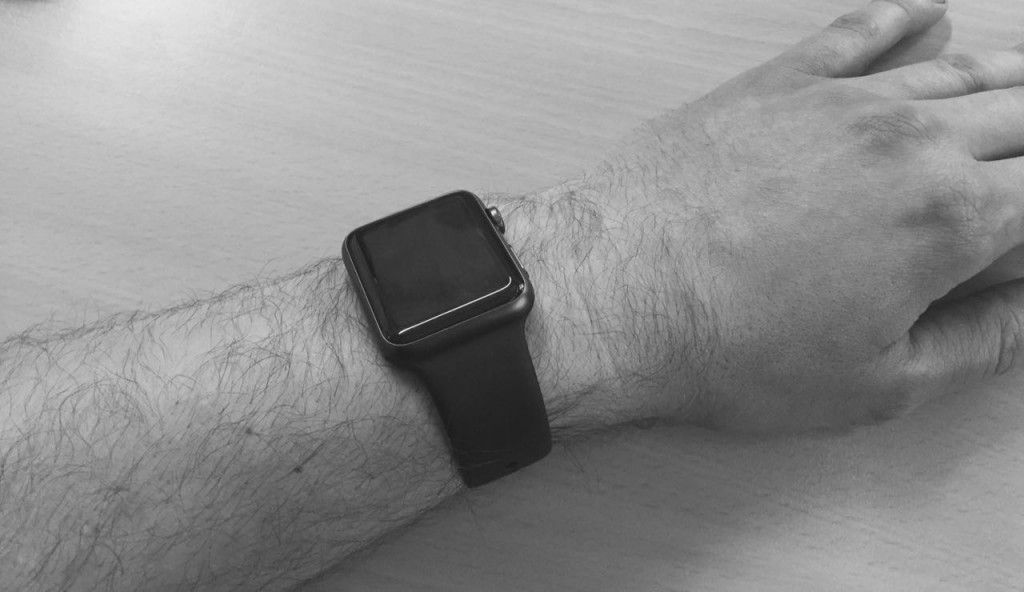 Apple Watch - Am Arm